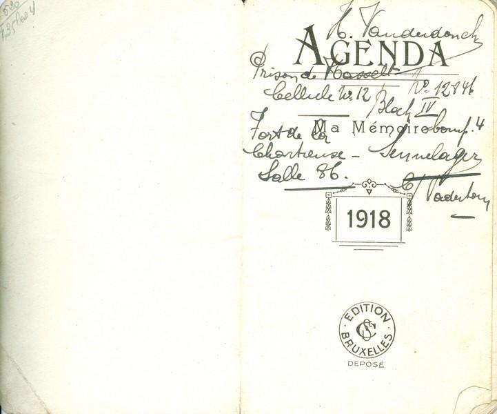 dagboek soldaat wo 1 loopgraaf